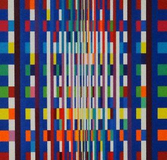 Big Bang 2007 Limited Edition Print by Yaacov Agam