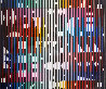 Anti Composition Paris 1982 Limited Edition Print by Yaacov Agam - 0
