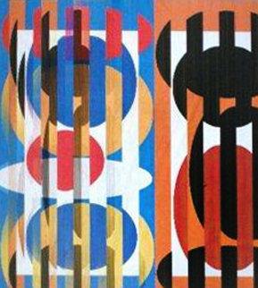 Tango Agamograph 2005 Sculpture - Yaacov Agam