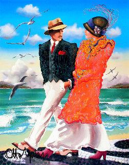 Copacabana 1991 Limited Edition Print - Otto Aguiar