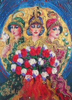 Splendor 2004 32x41 Limited Edition Print - Otto Aguiar