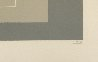 White Line Squares (Series Ii), XIV 1966 Limited Edition Print by Josef Albers - 2