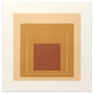 White Line Squares (Series Ii), XVI 1966 (Early) Limited Edition Print by Josef Albers