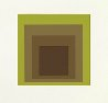 Golden Gate 1965  Limited Edition Print by Josef Albers - 1