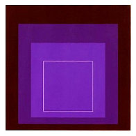 White Line Squares XI: Series II 1966 Limited Edition Print by Josef Albers - 0