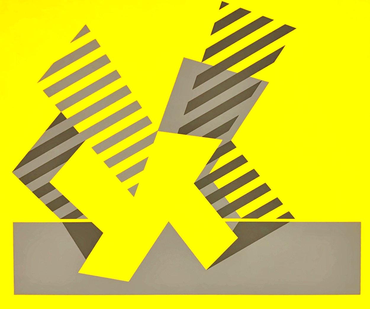 Formulation: Articulation, Portfolio 1 Folder 4 1972 Limited Edition Print by Josef Albers