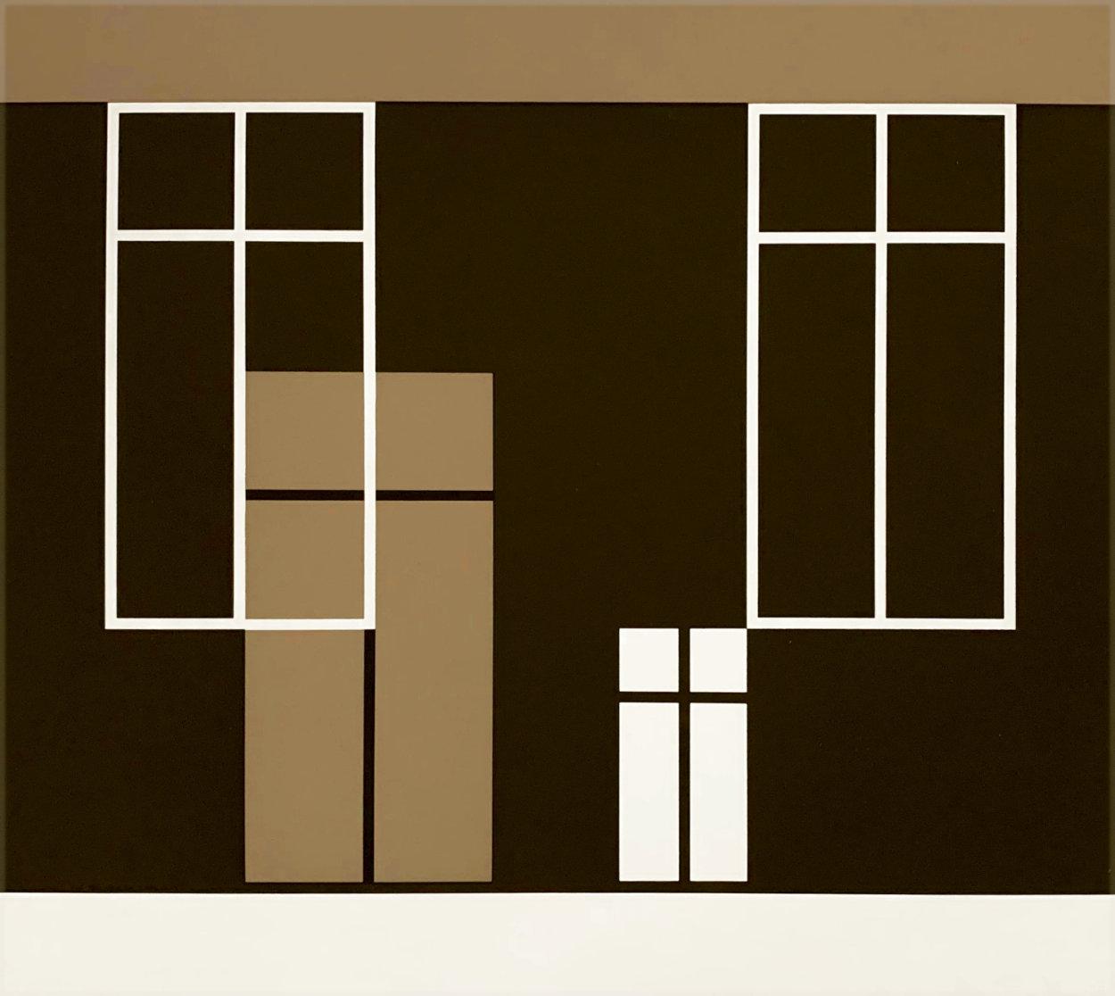 Formulation: Articulation, Portfolio 1 Folder 21 1972 Limited Edition Print by Josef Albers