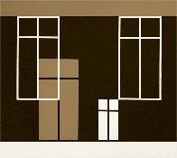 Formulation: Articulation, Portfolio 1 Folder 21 1972 Limited Edition Print by Josef Albers - 0