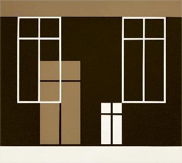 Formulation: Articulation, Portfolio 1 Folder 21 1972 Limited Edition Print - Josef Albers