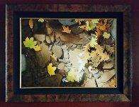 Autumn Leaves 2010 35x45 Original Painting by Alexander Volkov - 1