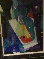 Rhapsody Limited Edition Print by Ali Golkar - 2