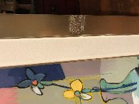 Moonlight Reflections 2003 51x41 Super Huge Original Painting by Ali Golkar - 2