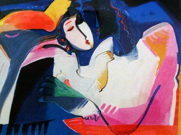 Sonnet 2 1993 Limited Edition Print by Ali Golkar