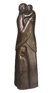 He Will Be Home Soon  Bronze Sculpture 1983 59 in Sculpture - Allan Houser