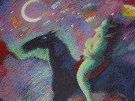 Southwest Song AP 1988 Super Huge  Limited Edition Print by Carlos Almaraz - 2