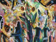 Tree of Life AP 1989 Limited Edition Print by Carlos Almaraz - 1