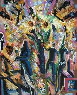 Tree of Life AP 1989 Limited Edition Print by Carlos Almaraz - 0