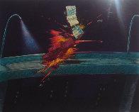 Deep Purple Crash PP 1999 Limited Edition Print by Carlos Almaraz - 0