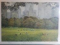 Sheepmeadow 1983 Limited Edition Print by Harold Altman - 1