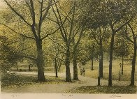 Trees 1986 Limited Edition Print by Harold Altman - 0