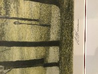 Trees 1986 Limited Edition Print by Harold Altman - 2