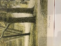 Trees 1986 Limited Edition Print by Harold Altman - 3