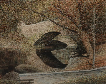 Bridge AP 1991 Limited Edition Print - Harold Altman