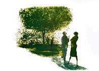 Conversation II Limited Edition Print by Harold Altman - 0