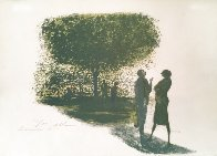 Conversation II Limited Edition Print by Harold Altman - 1