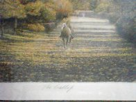 Gallop AP 1986 Limited Edition Print by Harold Altman - 5