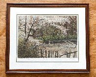 Seesaws 1985 Limited Edition Print by Harold Altman - 1
