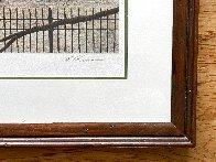 Seesaws 1985 Limited Edition Print by Harold Altman - 4