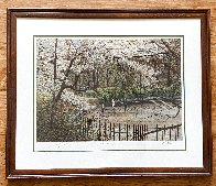 Seesaws 1985 Limited Edition Print by Harold Altman - 2