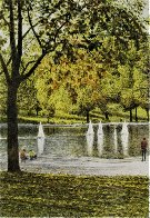 Fall I-IV Series Suite of 4 AP  Limited Edition Print by Harold Altman - 1