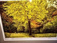 Yellow Tree 1987 Limited Edition Print by Harold Altman - 3