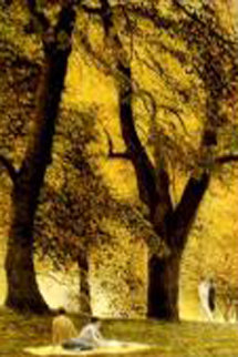 Fall  IV 1985 (New York) Limited Edition Print by Harold Altman