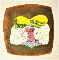 About Women - The Complete Portfolio of 10  Lithographs 1965  Limited Edition Print by John Altoon - 3