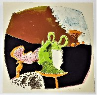 About Women - The Complete Portfolio of 10  Lithographs 1965  Limited Edition Print by John Altoon - 2