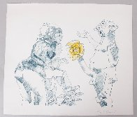 Untitled Lithograph 1967 Limited Edition Print by John Altoon - 1