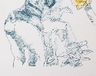 Untitled Lithograph 1967 Limited Edition Print by John Altoon - 4