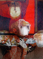 Vision De Poeta Suite of 4  Limited Edition Print by Sunol Alvar - 0