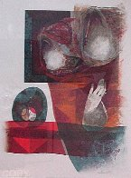 Vision De Poeta Suite of 4  Limited Edition Print by Sunol Alvar - 3