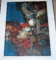 Untitled 1977 Limited Edition Print by Sunol Alvar - 1