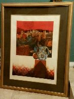 Passage to Alhambra 1978 Limited Edition Print by Sunol Alvar - 1