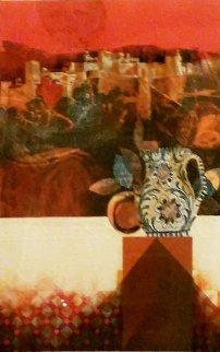 Alhambra Suite: Untitled II 1978 Limited Edition Print - Sunol Alvar