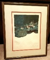 Four Seasons: Suite of 4 Lithographs 1979 Limited Edition Print by Sunol Alvar - 4
