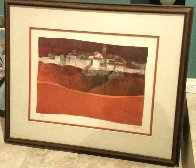 Four Seasons: Suite of 4 Lithographs 1979 Limited Edition Print by Sunol Alvar - 6