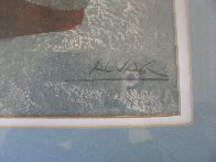 Untitled Lithograph Limited Edition Print by Sunol Alvar - 6