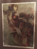Muscians 1970 Limited Edition Print by Sunol Alvar - 2