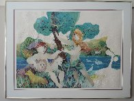 Garden of Eden 1988 Limited Edition Print by Sunol Alvar - 2